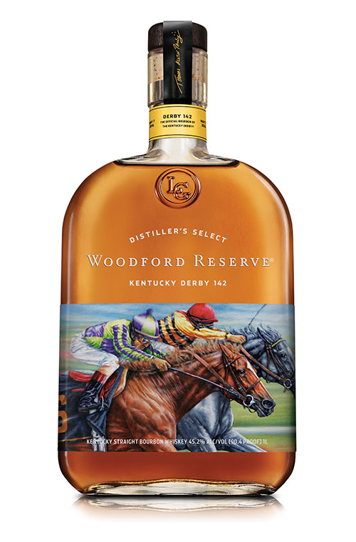 Woodfood Reserve 2016 Derby Bourbon 750 ML