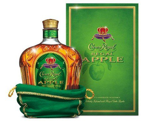 Crown Royal, Regal Apple, Apple Flavored Whisky 750ml