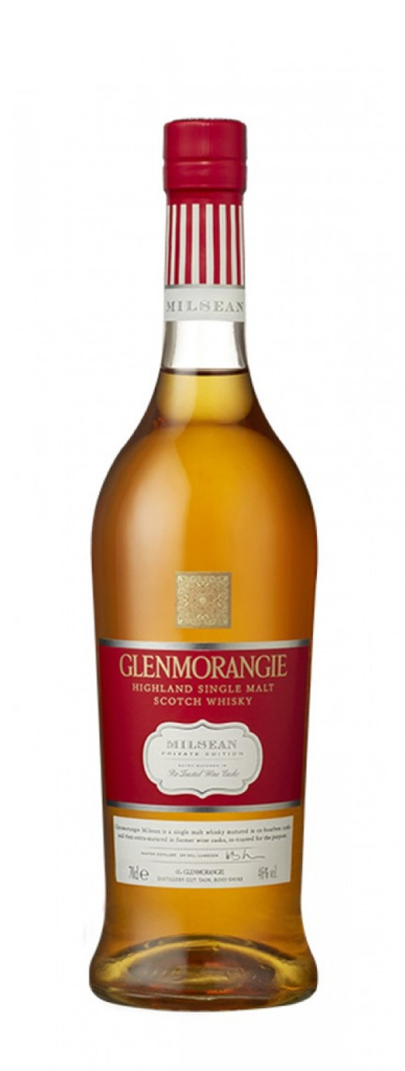 GLENMORANGIE MILSEAN Single Malt Scotch 750 ML
