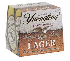Yuengling Traditional Lager 12 oz (24 Pack)