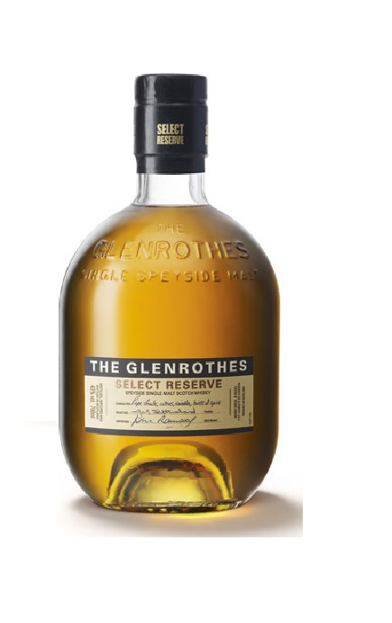The Glenrothes Select Reserve, Speyside Single Malt Scotch Whisky 750ml
