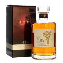 Hibiki Japanese Blended Whisky, Aged 12 Years (Suntory)