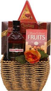 Drambuie Liqueur Gift Basket