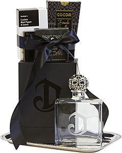 Deleon Tequila Joven Diamante Gift Basket