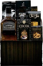 Gentleman Jack Delights Whiskey Gift Basket