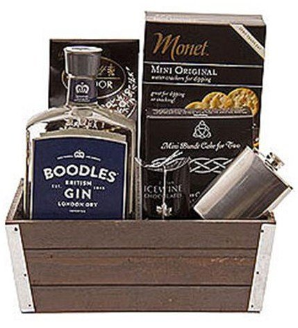 Boodles Gin Gift Basket