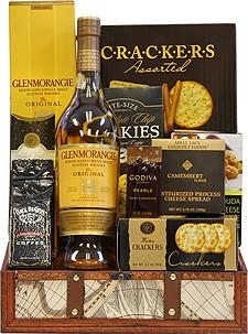Glenmorangie Scotch Gift Basket