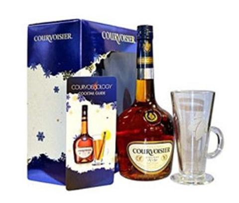 Courvoisier VS Cognac Gift Set