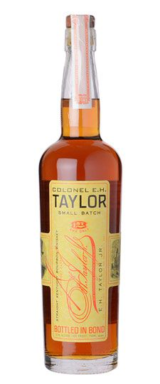 COLONEL E.H. TAYLOR SMALL BATCH,  BOURBON WHISKY 750ml