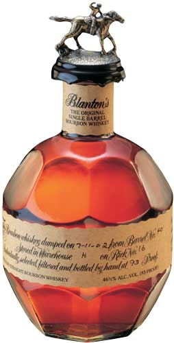 Blantons Single Barrel Bourbon 700 ml blanton