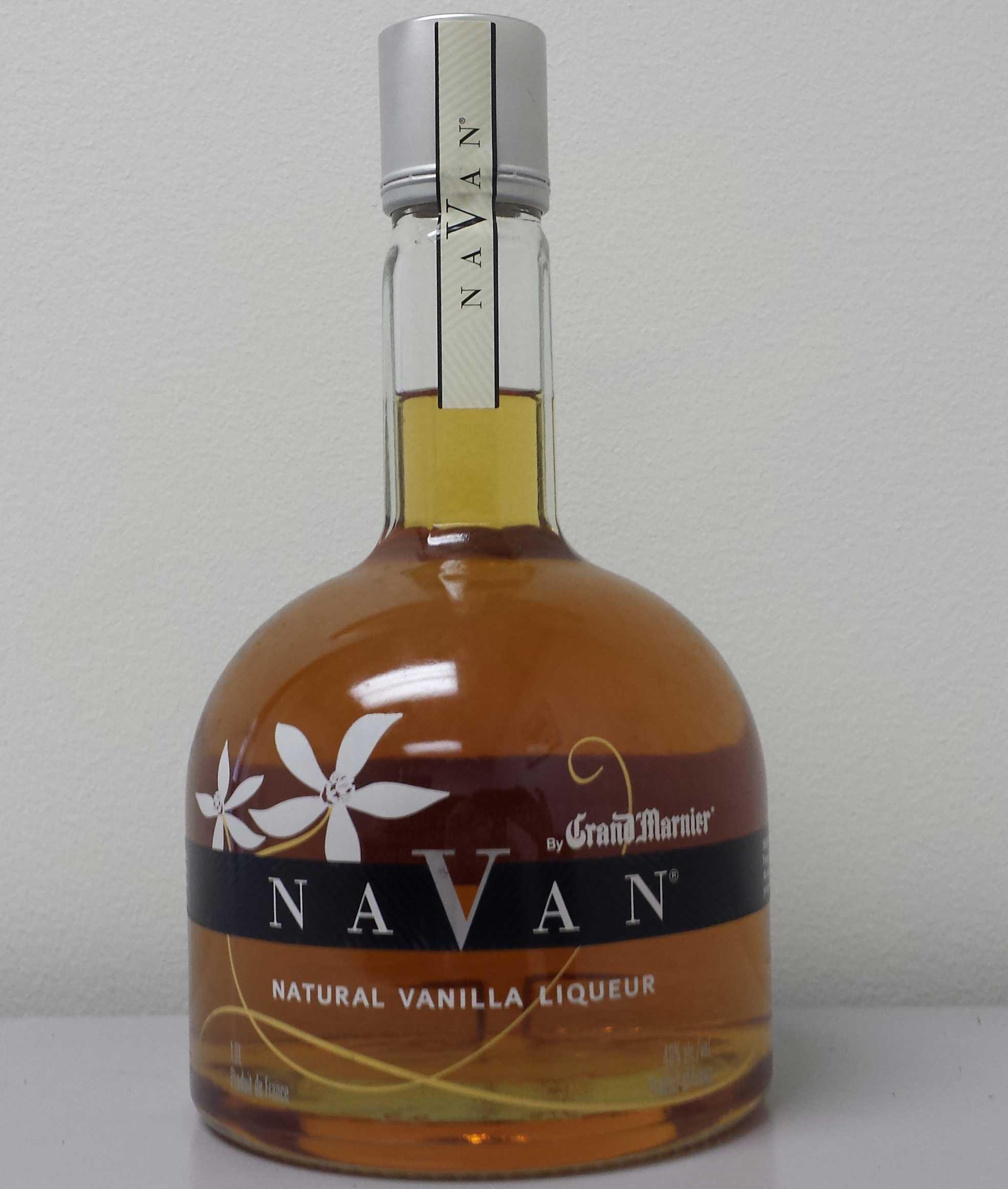 Navan Vanilla Cognac Grand Marnier French Liqueur