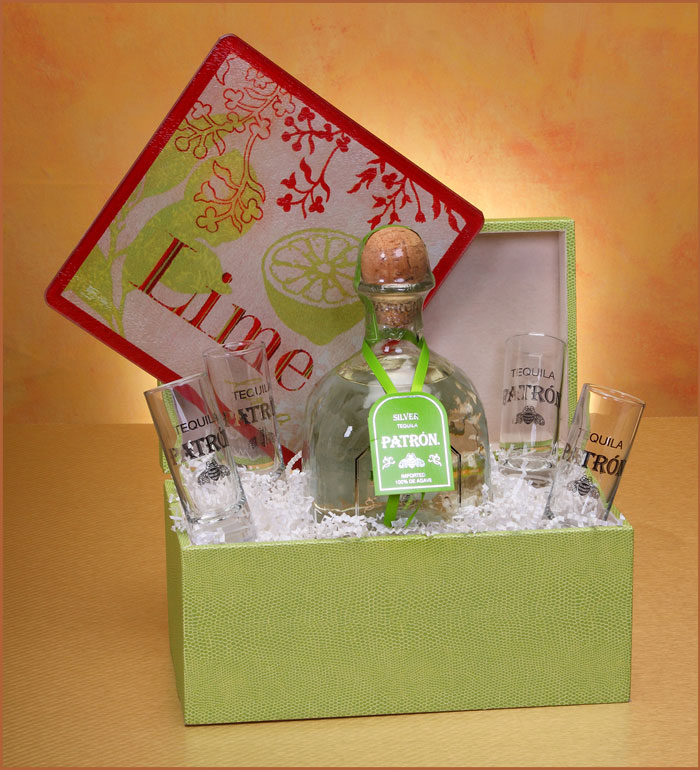 Patron Party Gift Basket