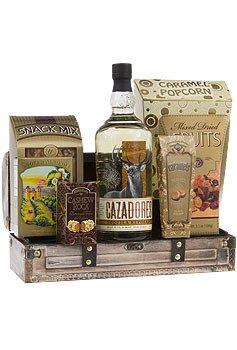 Cazadores Reposado Tequila Gift Basket - SEND Liquor